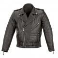 Leather Jacket Lady